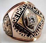 Houston Oilers Afl Championship Rings
