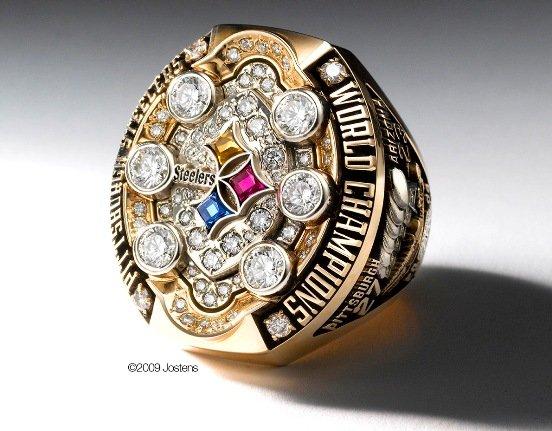 Chris Carter Super Bowl Rings