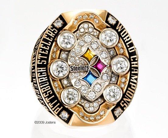 Super Bowl Xliii Ring